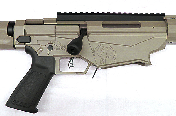 Ruger Precision Action Duracoated Coyote Tan