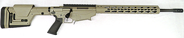 Ruger Precision Rifle Duracoated Coyote Tan By The Duracoat Experts at TCS Gunshop