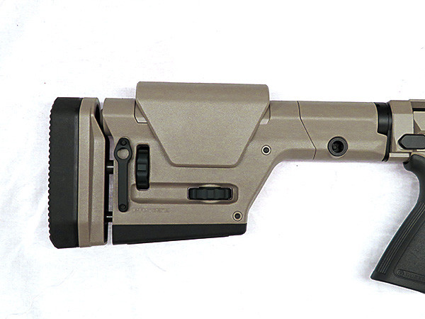 Ruger Precision Rifle Duracoated Coyote Tan